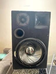 Caixa de Som alto falante 12