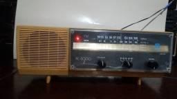 RÁDIO  RC5000 - 5 FAIXAS