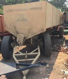 Título do anúncio: Graneleiro Jacui agrícola 15 ton