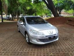408 Sedan Allure 2.0 Automático!! Completo + Couro!!