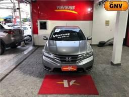 Título do anúncio: Honda City 2013 1.5 lx 16v flex 4p automático
