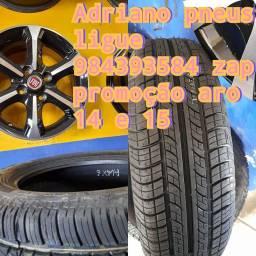 Adriano tem muitas promoções pra vc de pneus ligue