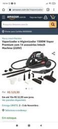 Título do anúncio: Vaporizador e Higienizador<br><br>