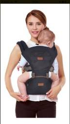 Canguru Ergonômico 5way Maxi Baby Hipseat (15kg)