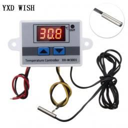 Título do anúncio: Termômetro digital led, controle de temperatura