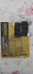 1 par de pastilha sbs racing carbono
