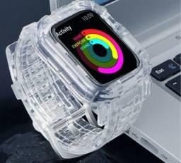 Smartwatch com pulseira extra!