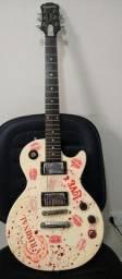 Guitarra Les Paul Especial 2 modificada