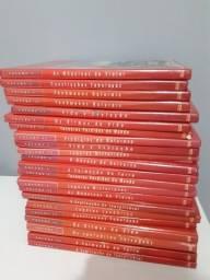 Coleção livro Atlas do Extraordinário