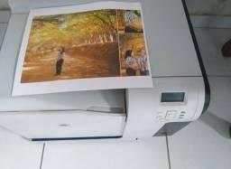 Impressora laser color HP 3525