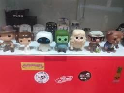 Funko Pop coleção