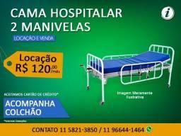 Promoção Cama 2 Manivelas