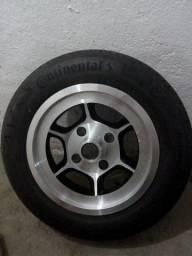Roda gaucha aro 15 fusca/brasilia