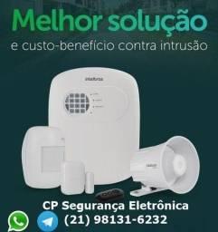 Título do anúncio: Alarme com monitoramento via smartphone vendas  instalação e manutenção