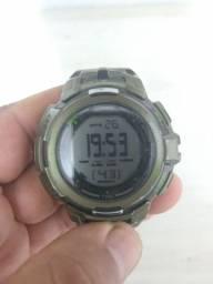 Relógio xgames camuflado