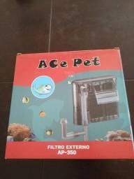 Filtro Externo da Ace Pet