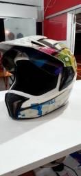 Vendo capacete Bieffe