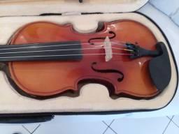 Violino padrão, sem marca específica, 4/4: 300.00!!!