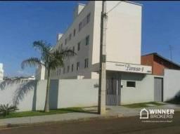 Apartamento com 2 dormitórios à venda, 69 m² por R$ 126.000 - Vila Passos - Arapongas/PR