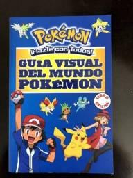 Livro Guía Visual Del Mundo Pokémon (colección Pokémon)