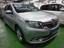 Renault Logan  Dynamique 1.6 8V (flex) FLEX MANUAL