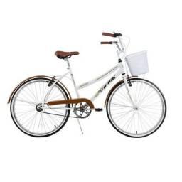 bike retrô com cestinha