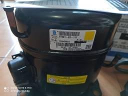 Título do anúncio: Compressor Tecumseh 1HP 220V R22