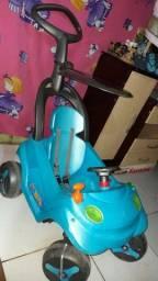 Carrinho de passeio de bebê