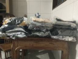 Peças de roupas, 3 por 80 qualquer peça(40 peças no total)