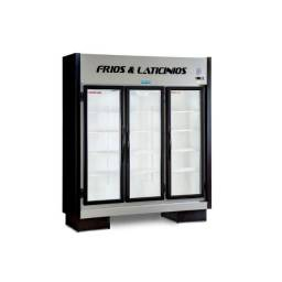 Título do anúncio: Expositor de Frios e Laticínios 3 Portas - Fortsul