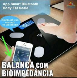 Título do anúncio: Balança - Bioimpedância - Digital - Lacrada