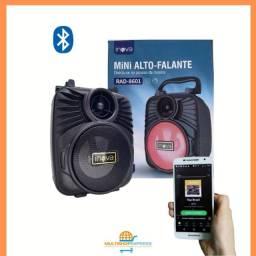 Caixa de Som Bluetooth Inova Portátil Celular RAD-8601