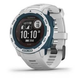 Relogio Smartwatch Garmin Instinct Solar Surf Edition