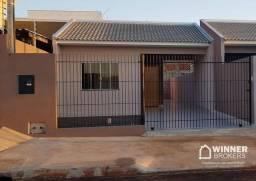 Casa com 2 dormitórios à venda, 66 m² por R$ 200.000,00 - Jardim Planalto - Marialva/PR