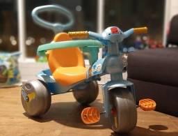 Título do anúncio: Velotrol Veloban Bandeirante triciclo