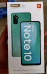 Celular Xiaomi note 10 64 giga global lacrado