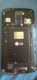 Título do anúncio: Celular LG K 10 tela quebrada