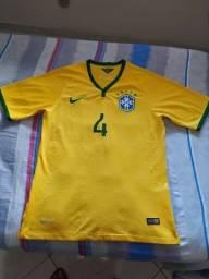 Camisa Seleção Brasileira Original 2014
