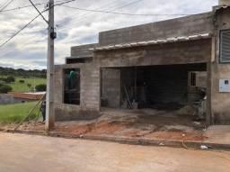 Casa para venda em Alfenas em fase de acabamento bairro Jardim Olimpia