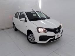 Título do anúncio: Toyota Etios 1.3 X 2020 extra R$ 57.900,00 com Garantia