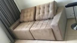 Título do anúncio: Sofa Retrátil NOVO erica | 245cm de largura | 165cm de abertura |