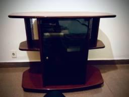 Rack TV e mesa cabeceira