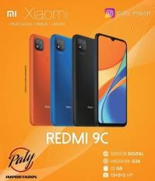 Redmi 9C 32GB com NFC Pronta Entrega