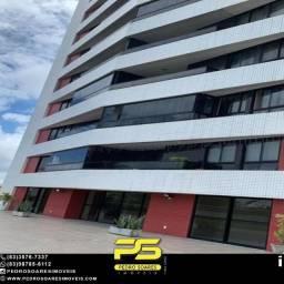 Apartamento à venda, 113 m² por R$ 500.000,00 - Miramar - João Pessoa/PB
