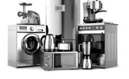 Título do anúncio: Conserto ,manutenção geladeiras ,máquinas de lavar ,bebedouros, micro-ondas,adega,freezer