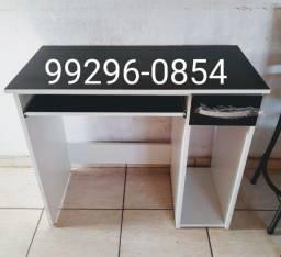 Título do anúncio: Mesa de computador e note nova em MDF