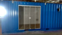 Kitnet Container 6mts (15mts²)