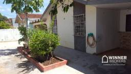 Casa com 3 dormitórios para alugar, 115 m² por R$ 800,00/mês - Jardim União - Umuarama/PR
