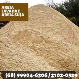 Título do anúncio: Areia entregue