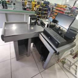 Título do anúncio: Checkout Caixa de Supermercado R$ 400